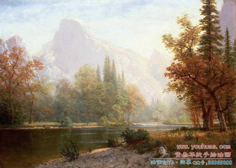 【比尔史伯特油画作品欣赏2】世界著名画家阿尔贝特-达利世界著名画