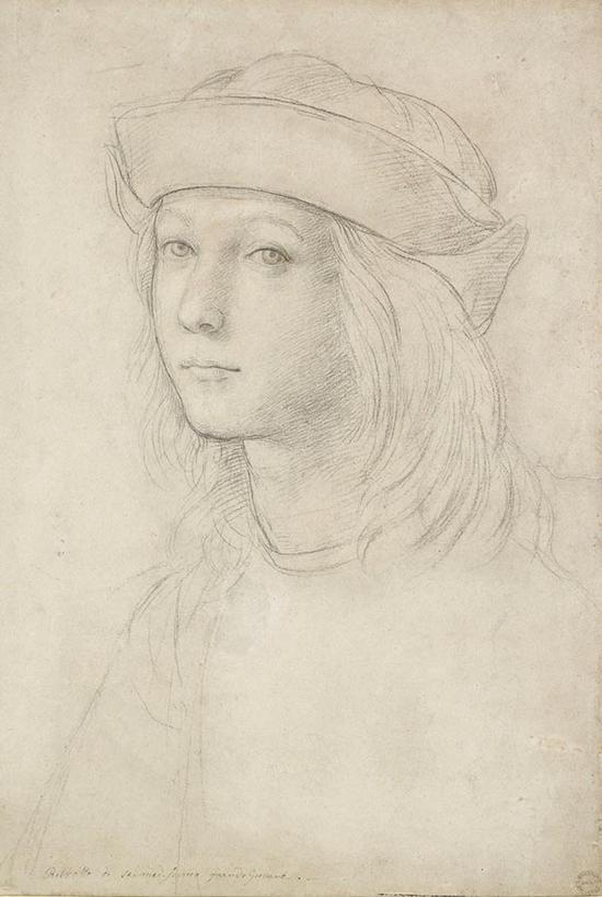 自画像,1500-1501